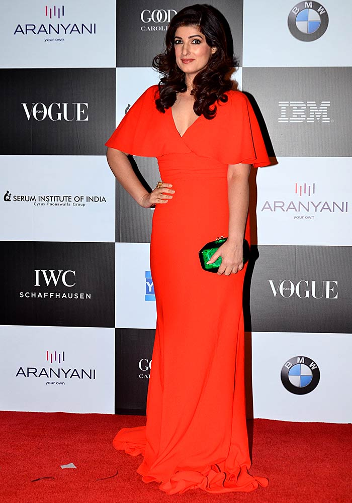 Twinkle Khanna Vogue women of the Year awards