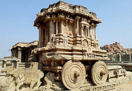 In pix: The stories behind the ruins of Hampi