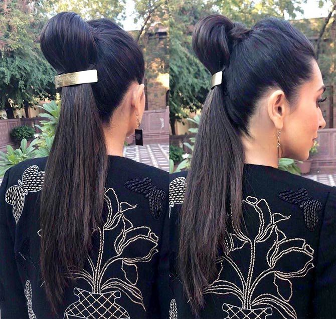 Hairstyle tips from Karisma Kapoor