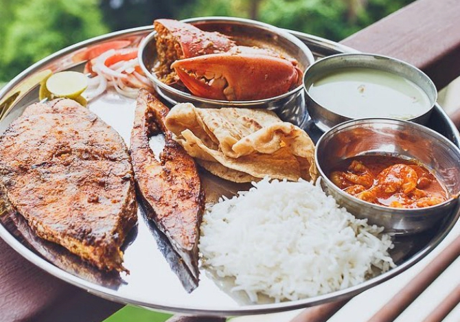The search for authentic Indian food ends here