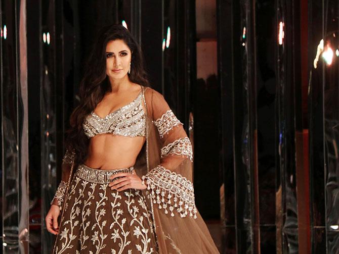 Sssh! Katrina is Manish Malhotra's 'perfect muse'