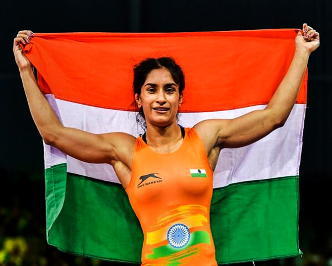 Vinesh Phogat to be nominated for Khel Ratna