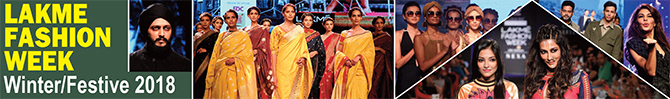 Lakme fashion week winter 2018