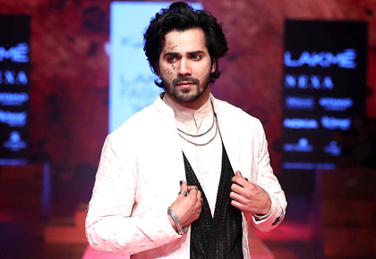 Varun Dhawan's style is tailor-made for him