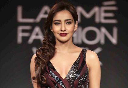 Neha Sharma's metallic gown is too SEXY!