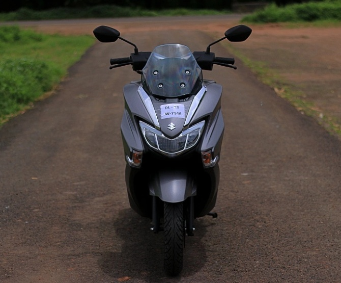 Review Is The Suzuki Burgman Street Better Than The Access 125
