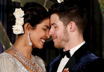 Latest News from India - Get Ahead - Careers, Health and Fitness, Personal Finance Headlines - The story behind Priyanka's showstopping lehenga