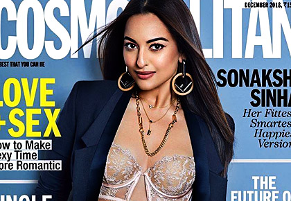Latest News from India - Get Ahead - Careers, Health and Fitness, Personal Finance Headlines - Abs-olutely hot! Sonakshi puts on a racy display
