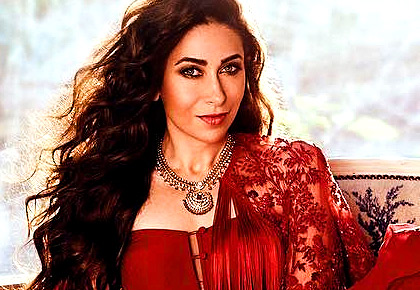 Latest News from India - Get Ahead - Careers, Health and Fitness, Personal Finance Headlines - Karisma channels her inner princess