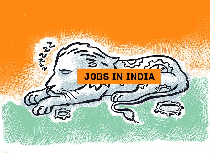 'First time in 45 years, unemployment increased'