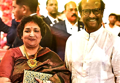 Latest News from India - Get Ahead - Careers, Health and Fitness, Personal Finance Headlines - Rajinikanth, Hillary, Mamata attend Isha Ambani's wedding