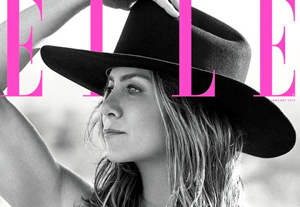 Latest News from India - Get Ahead - Careers, Health and Fitness, Personal Finance Headlines - Jennifer Aniston's cover will make you go 'wow'