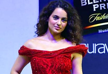 Latest News from India - Get Ahead - Careers, Health and Fitness, Personal Finance Headlines - Pics! Kangana is red hot in a plunging gown