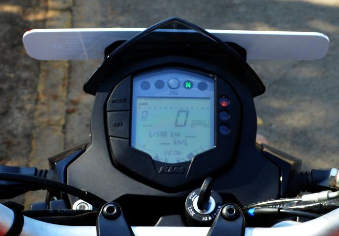 KTM Duke 125 review