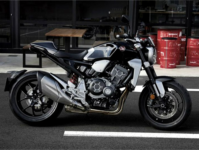 Wow! Top 15 performance bikes of 2018 - Rediff com Get Ahead