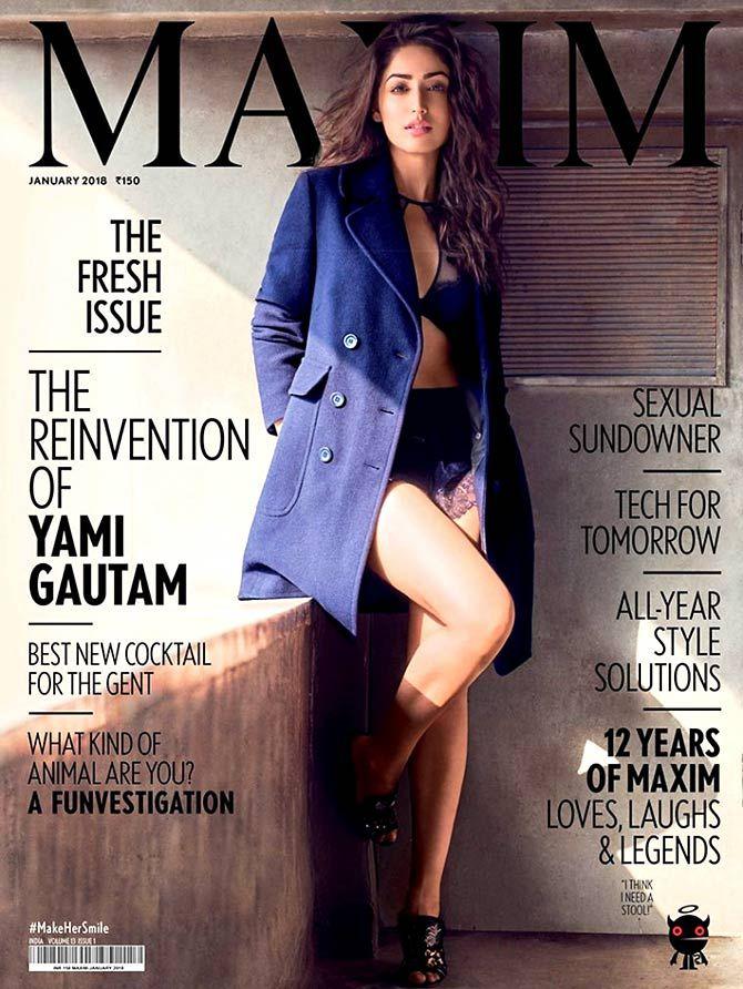 Maxim Sexy Photos