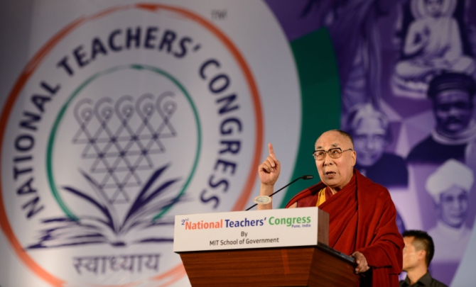 Dalai Lama National Teachers Congress