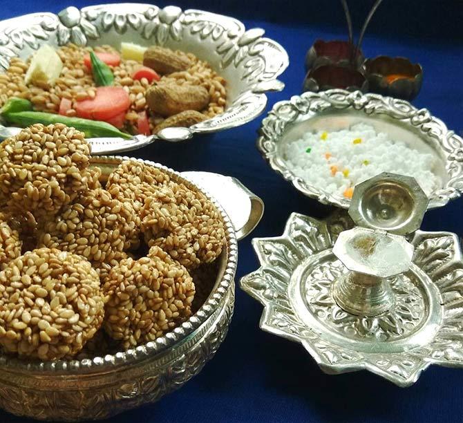 Share your Sankranti, Pongal, Lohri recipes with us