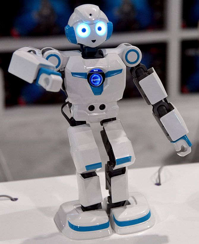 Everest 4 humanoid robot