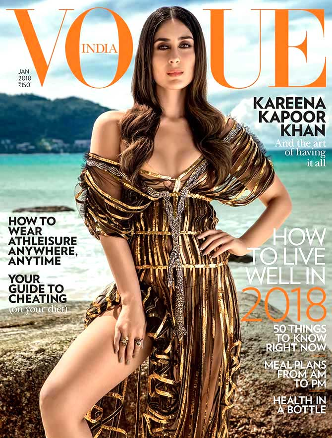Who's the hottest January covergirl? - Rediff com Get Ahead