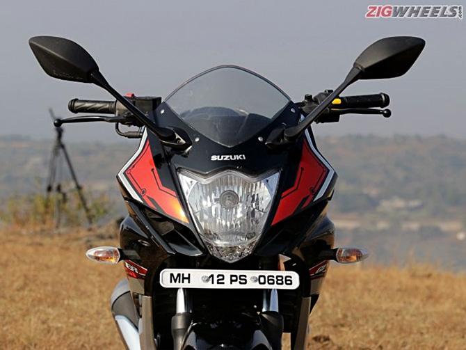 Suzuki Gixxer ABS: Is it worth your money? - Rediff com Get Ahead