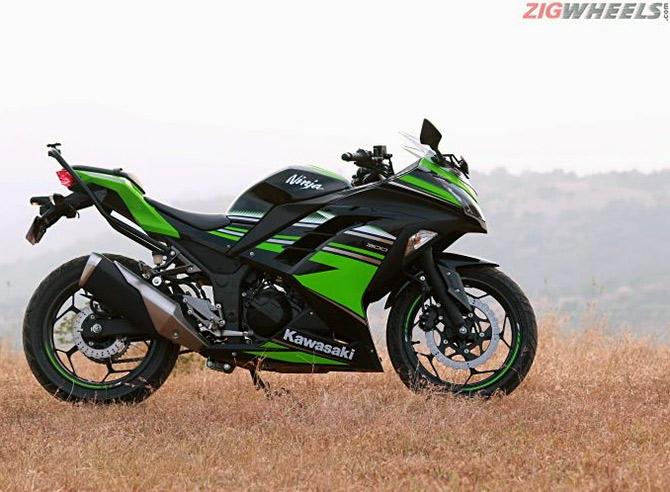 This Kawasaki Ninja Is A Good All Rounder Rediffcom