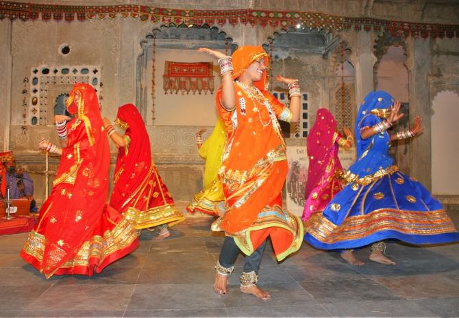 Where the legend of Padmavati still lives