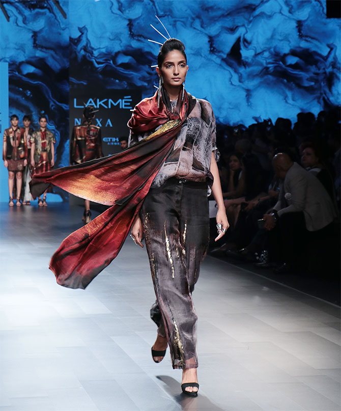 Gennext At Lfw Bollywood Won T Be Able To Resist These Designers Rediff Com Get Ahead