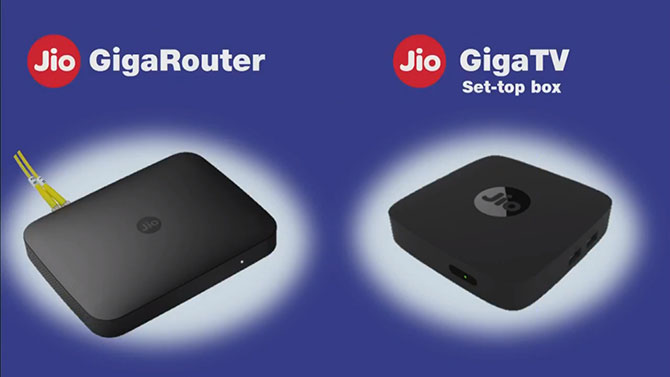 What you need to know about Jio's Phone 2, Giga Fiber and more
