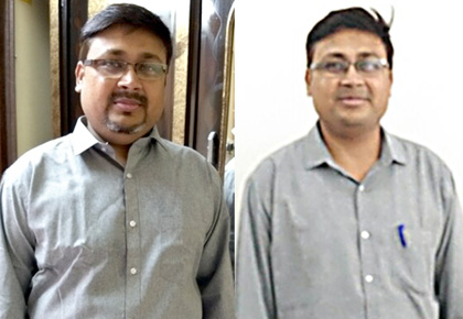 Fat to Fit: He lost 25 kg in six months - Rediff com Get Ahead