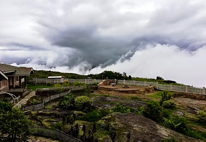Monsoon Pics: Cherrapunji diaries