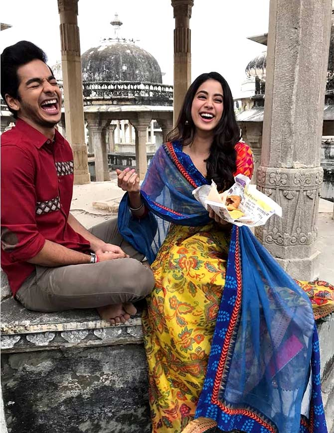 Lessons from Dhadak