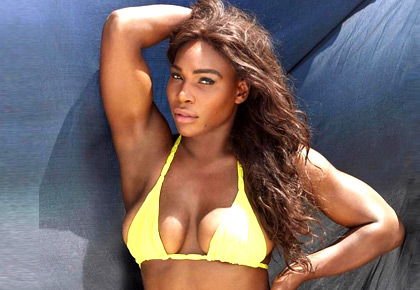 What Alexis did for Serena will make you jealous