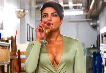 Oh! Priyanka Chopra's got a stalker in her life