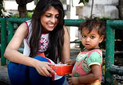 Why Srishti Jain is India's Hunger Hero - Rediff com Get Ahead