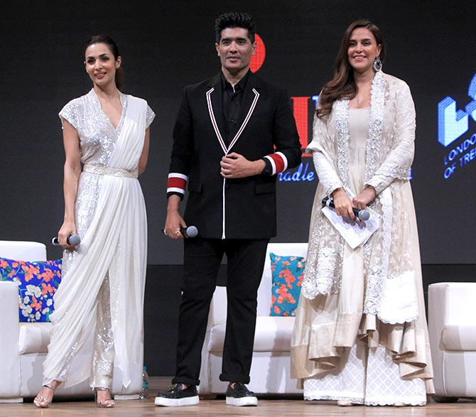 Want To Learn From Manish Malhotra Rediff Com Get Ahead