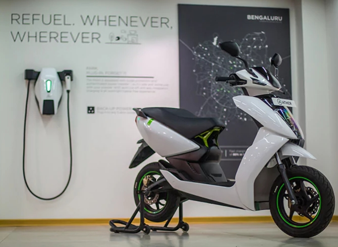 Ather 450 Electric Scooter