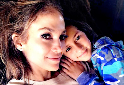 Must read! Jennifer Lopez's touching posts for her twins
