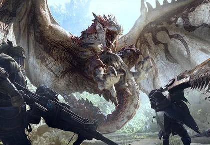 What makes Monster Hunter: World different