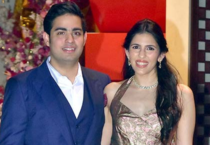 The baker who created Akash Ambani's stunning engagement cake