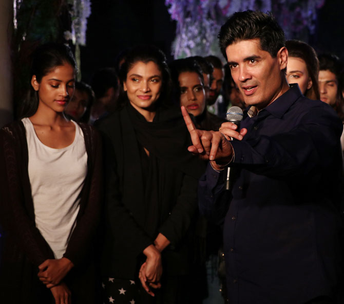 Manish Malhotra On How He Made It To Cannes Rediff Com