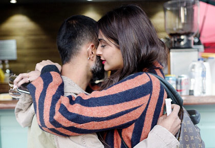 Revealed! Why Anand calls Sonam #EverydayPhenomenal