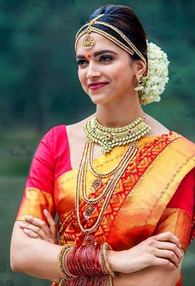 Who dresses bride Deepika Padukone the best? - Rediff.com ...