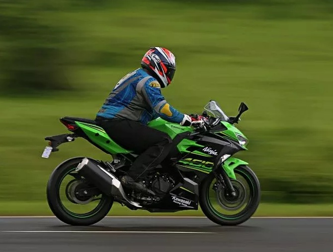 The Kawasaki Ninja 400 breaks our hearts    here's why