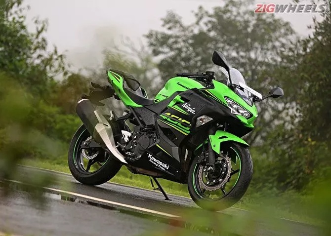 The Kawasaki Ninja 400 Breaks Our Hearts Heres Why