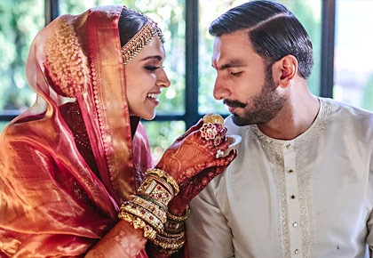 Latest News from India - Get Ahead - Careers, Health and Fitness, Personal Finance Headlines - Deepika and Ranveer's wedding looks! Vote for your favourite