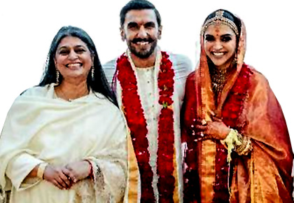 Latest News from India - Get Ahead - Careers, Health and Fitness, Personal Finance Headlines - DeepVeer's wedding planner has a beautiful message for the couple