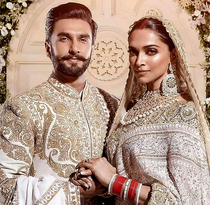 Loved Deepika's reception look? See who created it ...