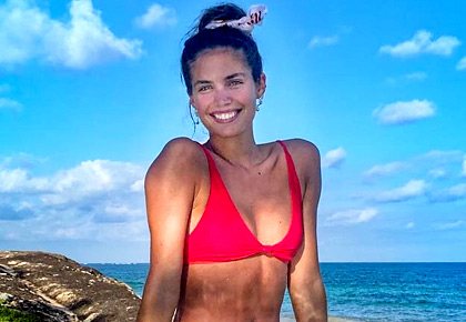 Latest News from India - Get Ahead - Careers, Health and Fitness, Personal Finance Headlines - PICS: Sara Sampaio vacations in Mexico