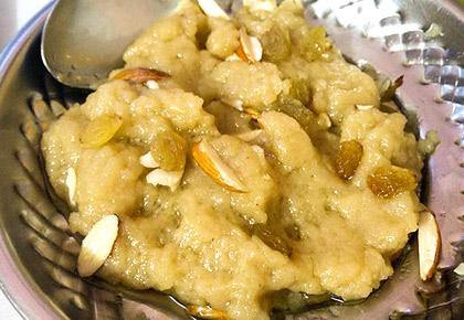 Navratri recipe: How to make rajgira shira